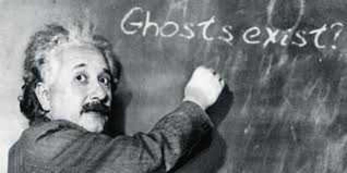 Real Ghosts, Ghost Hunting, and Quantum Physics