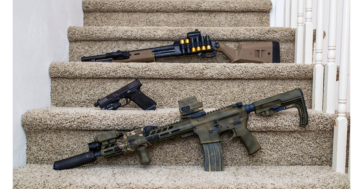 How to Pick the Best Home Defense Gun :: Guns.com