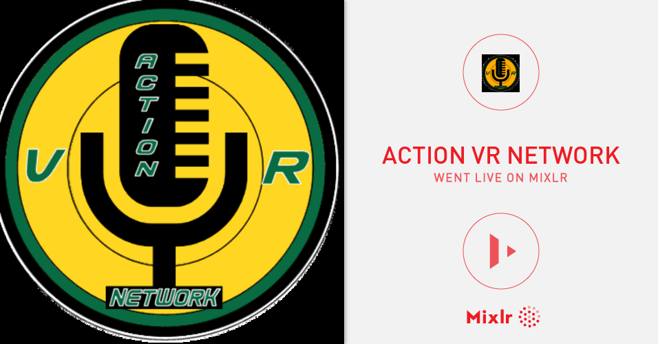 Action VR Network is on Mixlr. Mixlr is a simple way to share live...