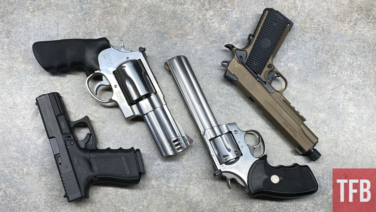 Concealed Carry Corner: Carrying Concealed Out West -The Firearm Blog